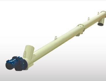 Proconsil Grup - Snecuri.ro - Snecuri Transportoare elicoidale tubulare TU