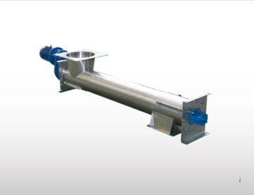 Proconsil Grup - Snecuri.ro - Snecuri Transportoare elicoidale tubulare din oţel inoxidabil TX