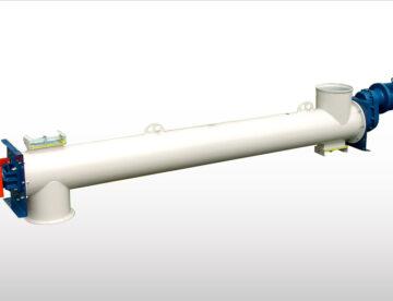 Proconsil Grup - Snecuri.ro - Snecuri Transportoare elicoidale tubulare pentru condiţii grele de lucru TP-TE