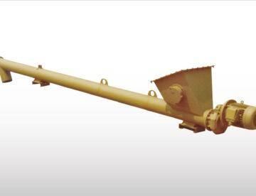 Proconsil Grup - Snecuri.ro - Snecuri Transportoare elicoidale volumice pentru ciment ESV